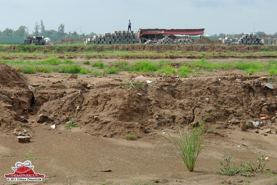 Happyland site, Vietnam