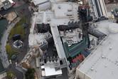 Diagon Alley aerial photo three