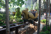 'Flight of the Hippogriff' family coaster