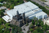Harry Potter and the Forbidden Journey attraction building