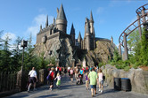 Forbidden Journey castle