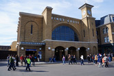 London's King's Cross Station in Orlando