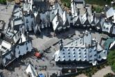 Harry Potter village closer