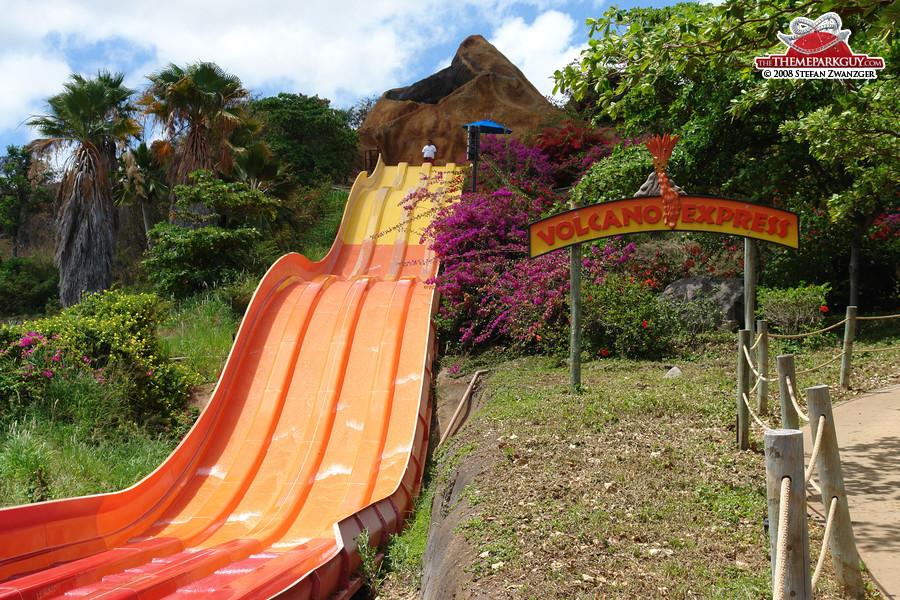 Hawaiian Waters Photos By The Theme Park Guy