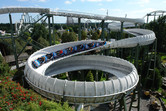 Bobsled ride