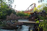 GeForce coaster meets river rapids ride