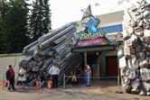 Stitch Encounter entrance