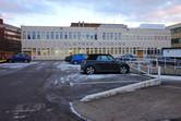 Elstree Studios parking lot