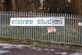 Elstree Studios fence