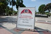 'Playground' entrance