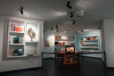 The empty museum