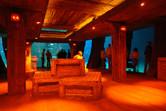 Mandalay Bay themed aquarium