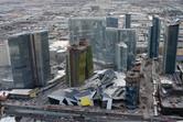 Las Vegas CityCenter under construction