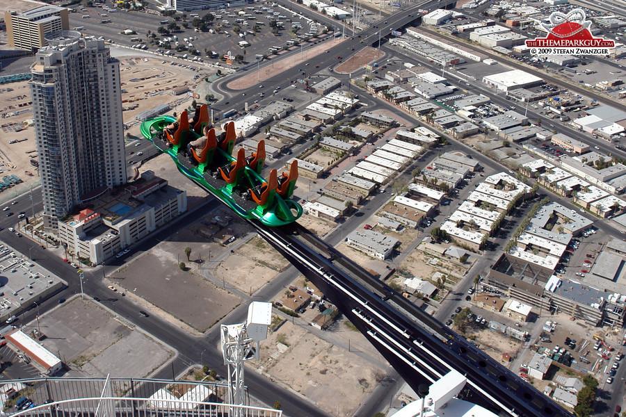 Las Vegas photos by The Theme Park Guy