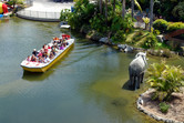 Legoland's version of the Jungle Cruise