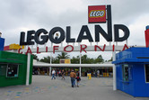 Legoland California entrance