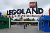 Legoland California entrance
