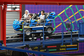 Legoland's most thrilling roller coaster