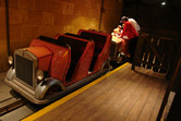 Egyptian-themed dark ride