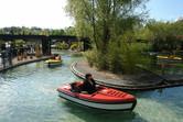 Lego boat ride