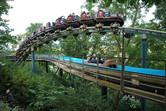 Coaster meets log flume