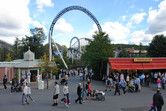 Liseberg atmosphere