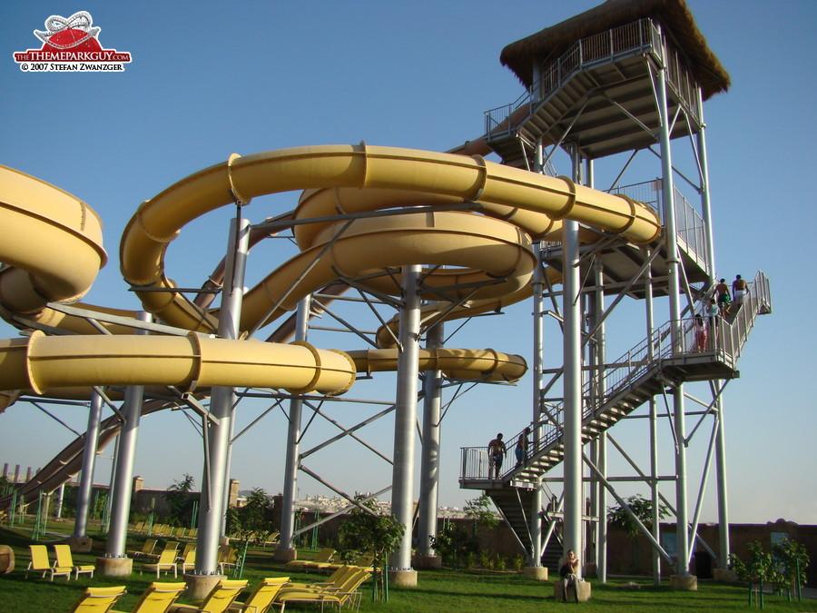Classic Tower Juffair Classic Slide Tower