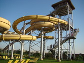 Classic slide tower