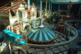 Lotte World indoor theme park