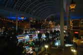 Lotte World at night