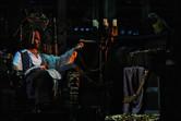Impressive Johnny Depp animatronic