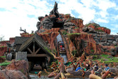 Splash Mountain flume ride