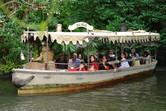 Jungle Cruise boat