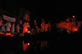Pirates of the Caribbean dark ride