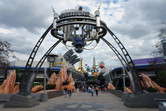 Tomorrowland entrance