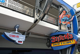 Stitch's Great Escape, a world-exclusive attraction