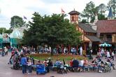Fantasyland crowds