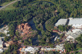 Frontierland section