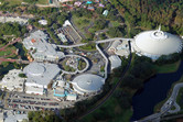 Tomorrowland from above