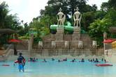 Adventure Cove Waterpark wave pool