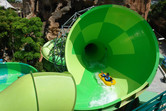 Smallish (and probably thrill-free) Tornado slide