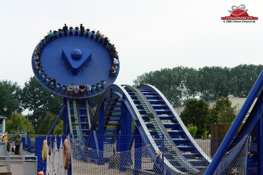 Movie Park Germany Photographed Reviewed And Rated By