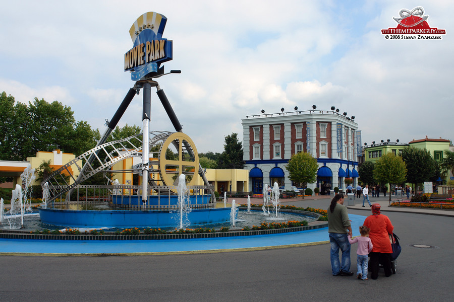 Movie Park Germany, formerly known as Warner Brothers Park