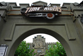 Time Riders simulator ride