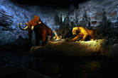 Ice Age boat dark ride