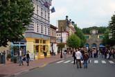 Movie Park Main Street