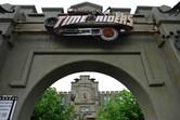 Time Riders simulator ride