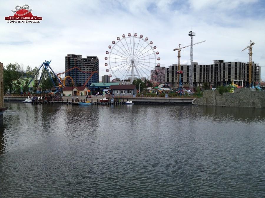 Ulaanbaatar National Amusement Park, Mongolia