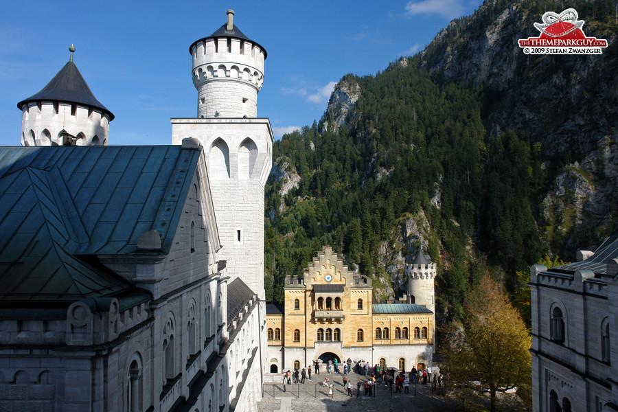 More castle views. It's an amazing place to visit!