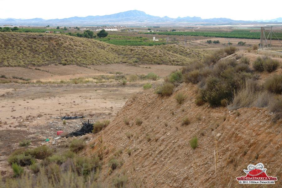 Future Paramount terrain?